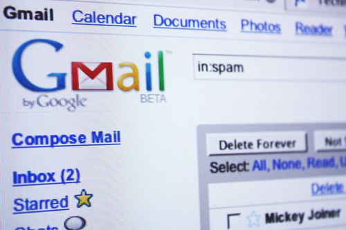 cacher expéditeur mail