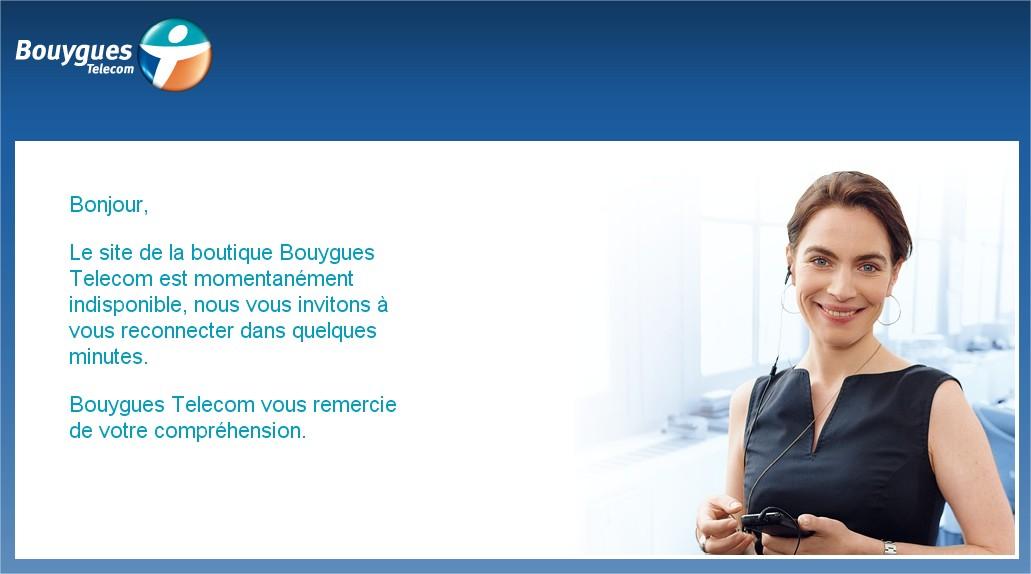 Bouygues Télécom Pros: tweet sponsorisé et…..fail !