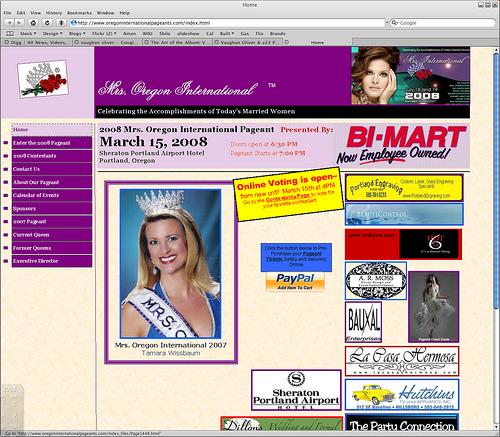 site web moche